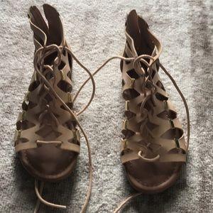Steve Madden women's gladiator sandals